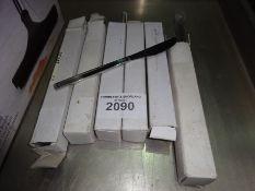 Six dozen new knives.