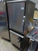 Enodu MLE60S-G D2S steam oven W: 60cms, D: 70cms, H: 175 cms
