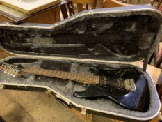 The Ibanez Roadstar II model electric guitar