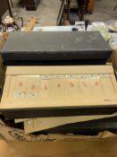 Large quantity of microscope slides