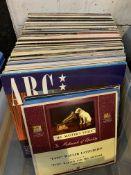 Box of 60 plus LPs