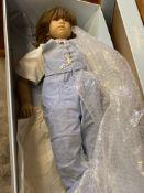 "Annette Himstedt ""Enzo"" doll"