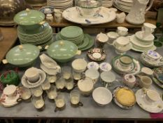 Quantity of Salaroware china and other china ware