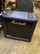 Marshall anniversary series 6912LE cab