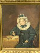 Portrait of Harriet Townsend Copleston