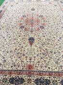 Camel ground carpet