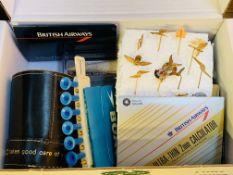 Commercial Airline memorabilia