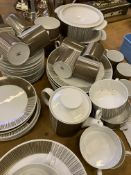 """Approximately 50 pieces of """"Thomas"""" dinner service"""