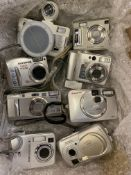 Collection of compact cameras