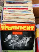 Collection of 7 inch vinyl singles
