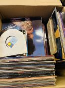 Approximately 80 LP's and box sets