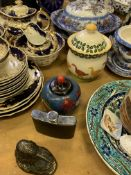 Victorian china and other items