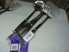Four utensils