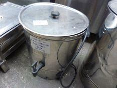 Cygnet water boiler