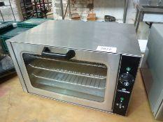 Chefmaster 2 shelf convection oven