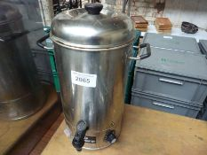 Chefmaster water boiler