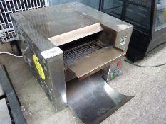 Lincat conveyor toaster