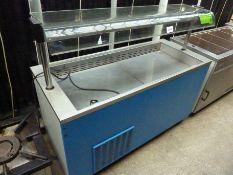 Moffat cold display unit 240v