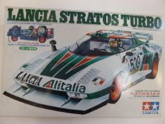 Lancia Stratos Turbo by Tamiya