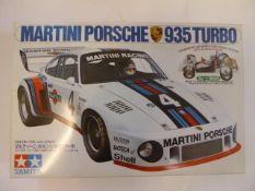 Martini Porsche 935 Turbo by Tamiya