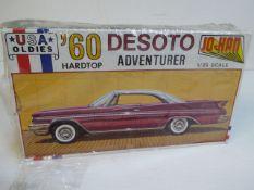 60s Desoto Adventurer hardtop by Jo-Han