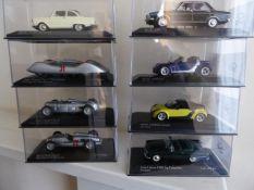 8 x Paul's Model Art Minichamps