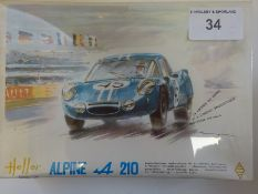 Alpine A 210 by Heller