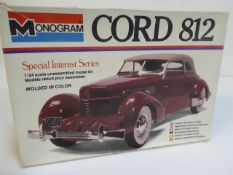 Cord 812 by Monogram Special Interest
