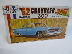 1962 Chrysler 300 hardtop by Jo-Han