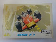 Lotus F1 by Heller