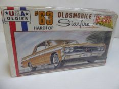 1963 Oldsmobile Starfire hardtop by Jo-Han