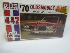 70s Oldsmobile 442 hardtop by Jo-Han