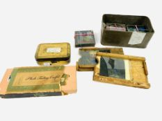 Small collection of Victorian Magic Lantern slides