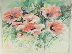 Two framed and glazed watercolours by J Robertson