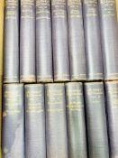 Works of Robert Louis Stevenson, 26 volumes