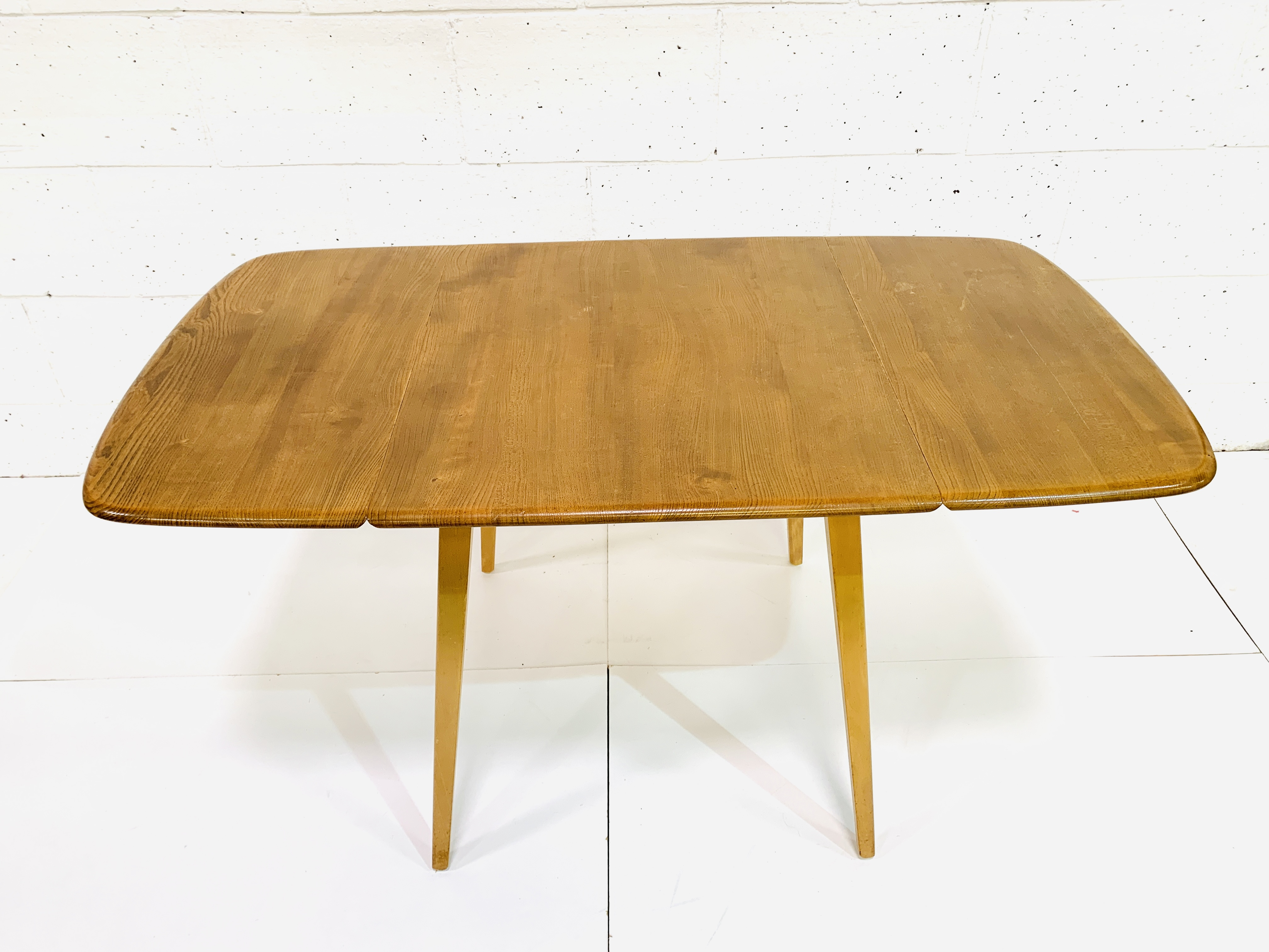 Ercol dropside table - Image 5 of 7