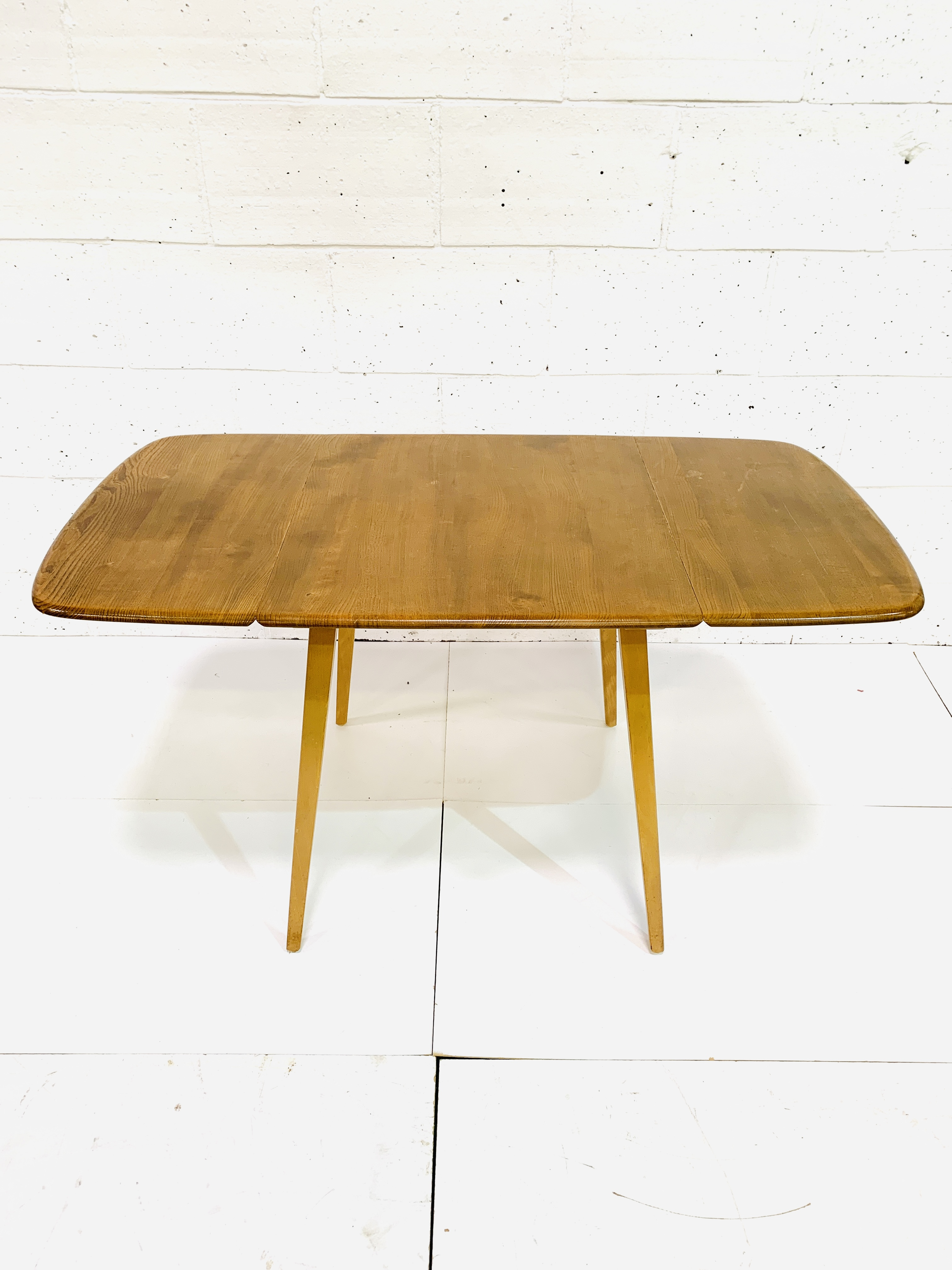 Ercol dropside table - Image 2 of 7