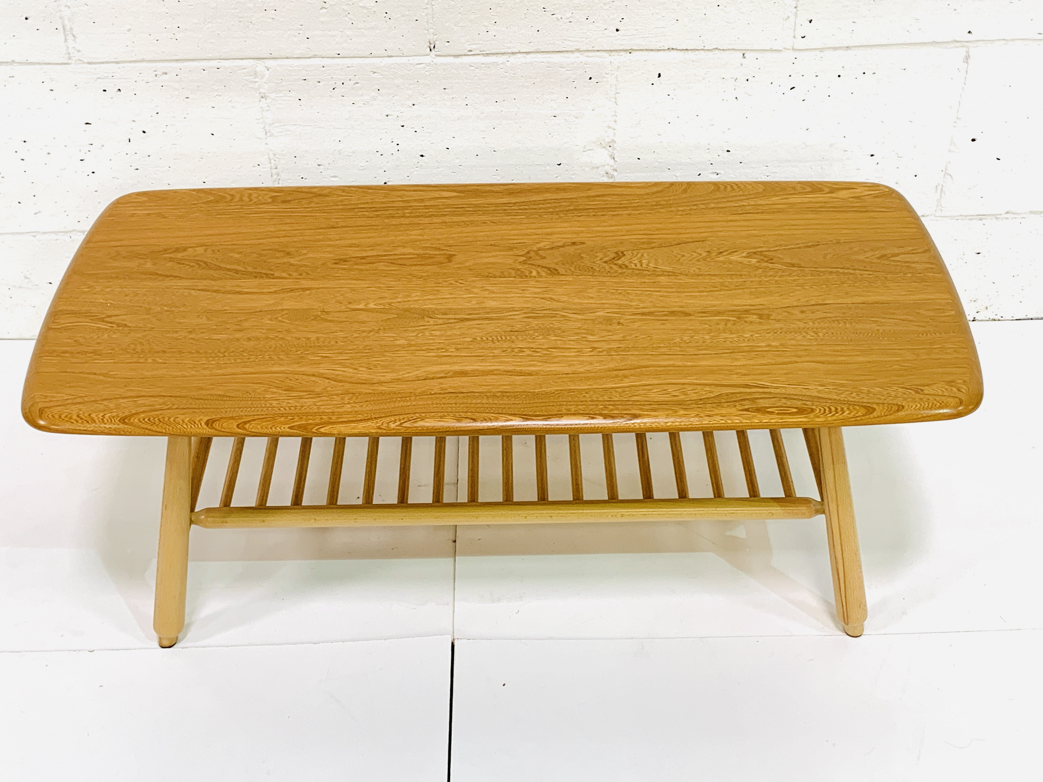 Ercol coffee table - Image 2 of 4