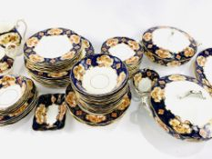 Royal Albert bone china Heirloom dinner service, 67 pieces