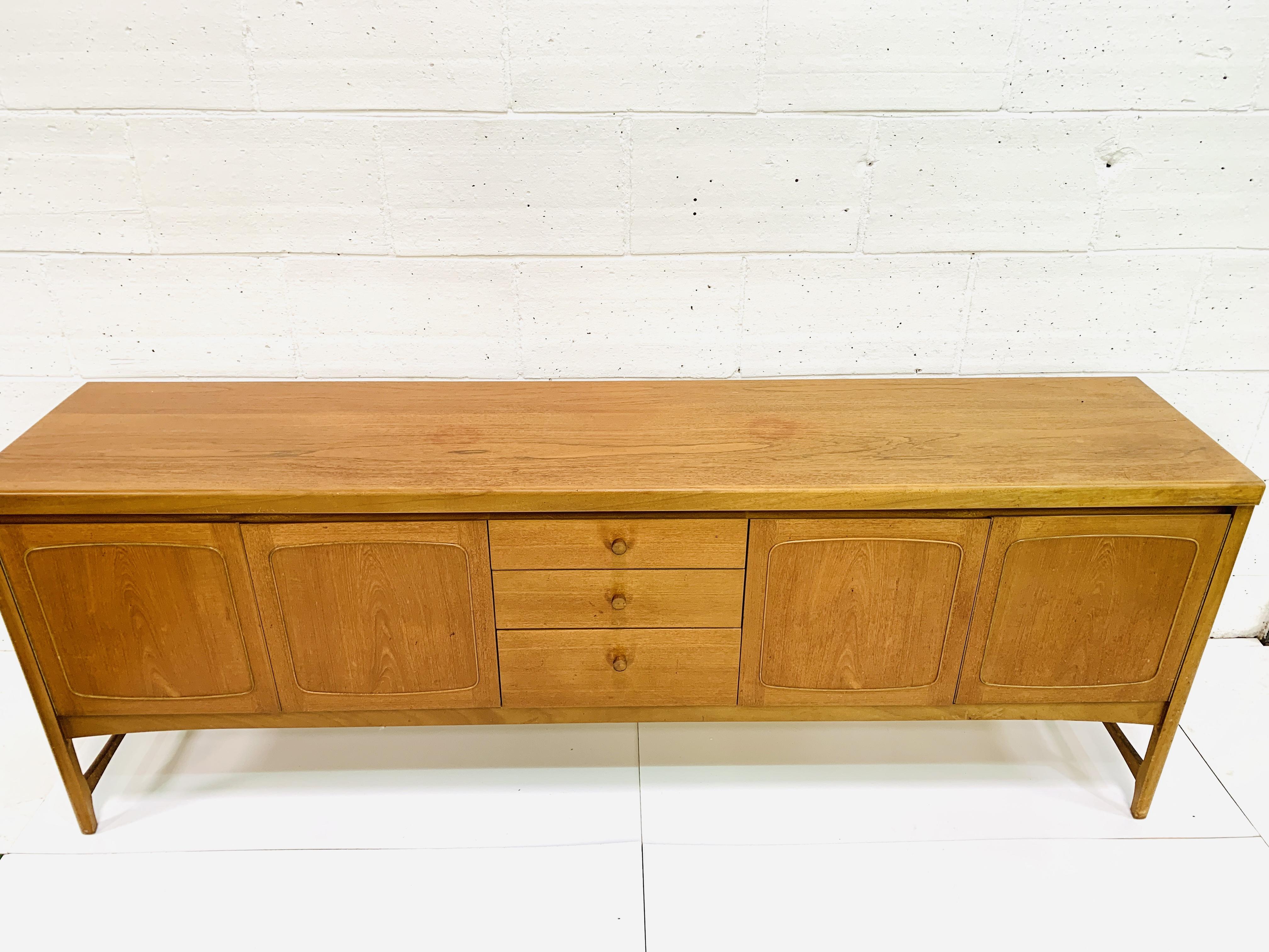1970's teak sideboard - Image 3 of 6
