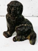 Kenrick 180 cast iron doorstop in the form of a Spaniel