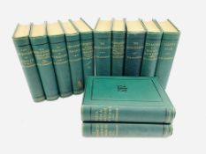 The works of William Makepeace Thackeray, 12 volumes 1879-1882