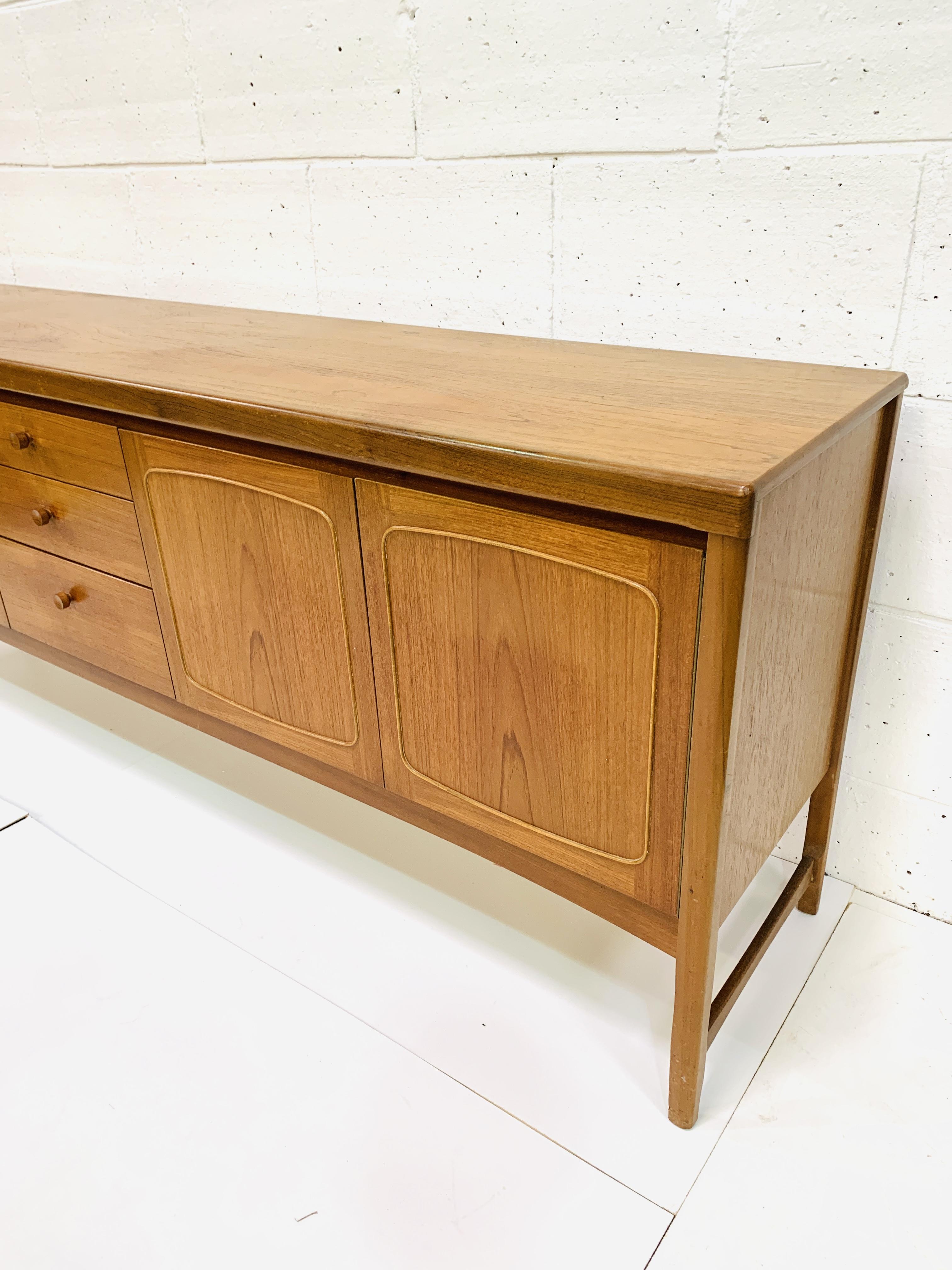 1970's teak sideboard - Image 2 of 4