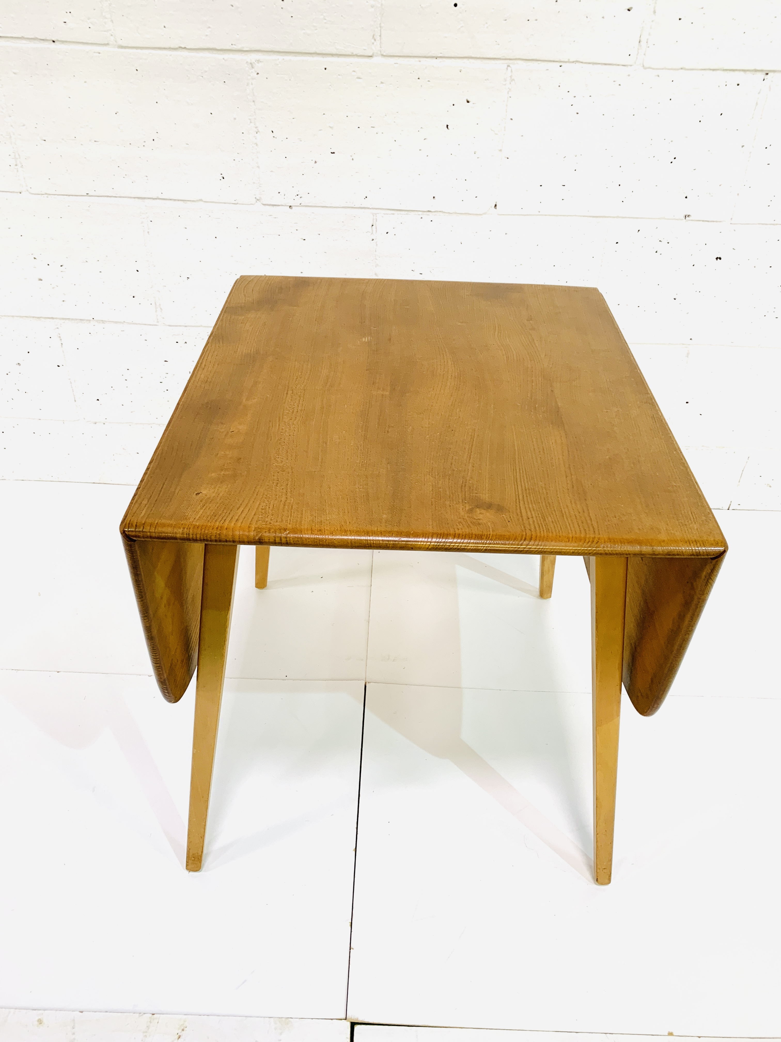 Ercol dropside table - Image 6 of 7