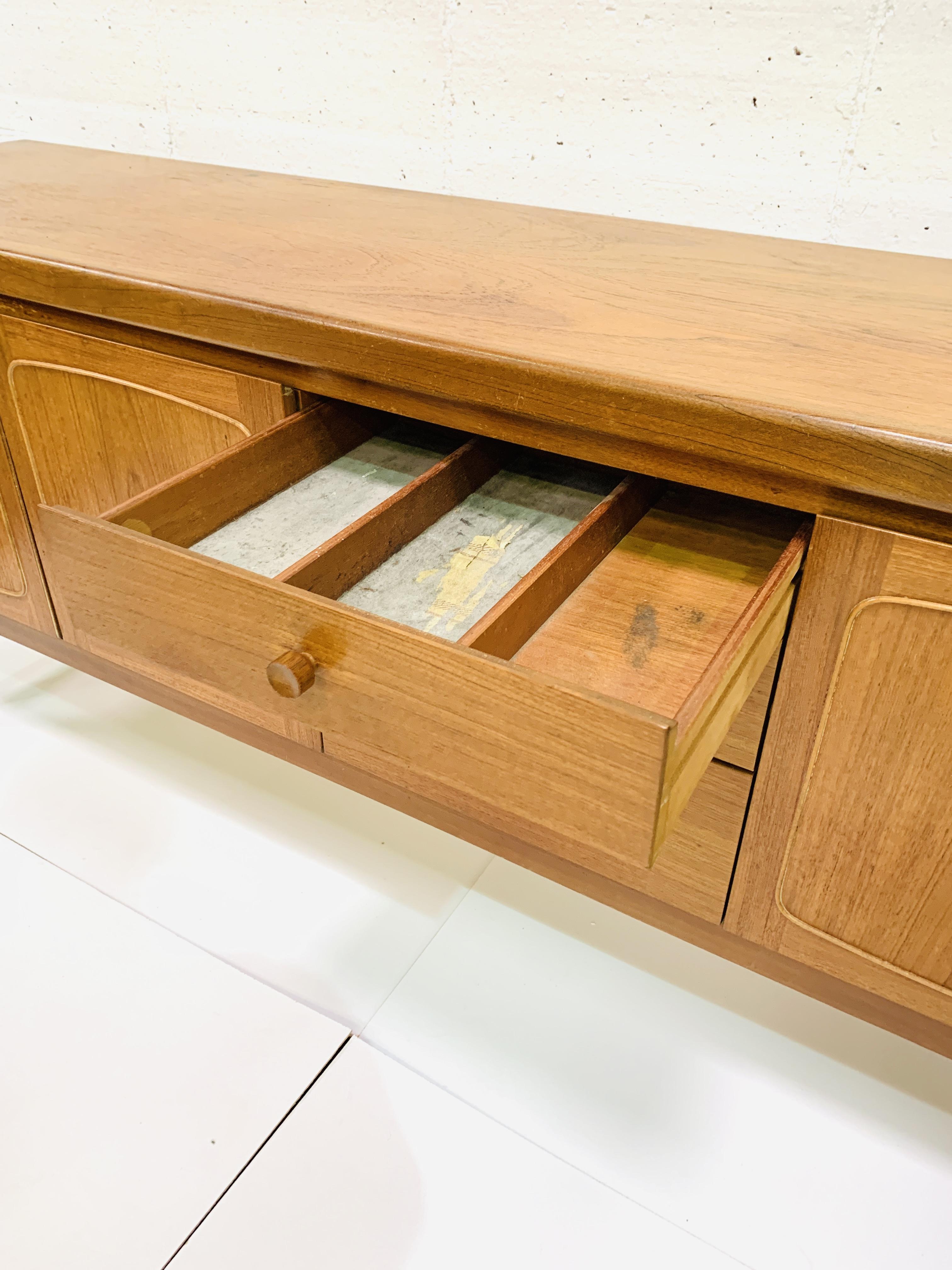 1970's teak sideboard - Image 4 of 4