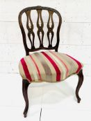 French style dining chair