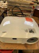 NEC VT59 Projector