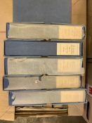 The Works of Robert Louis Stevenson, 22 volumes published by William Heineman