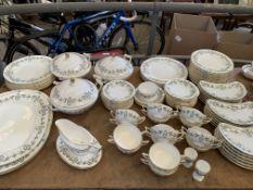 """Minton """"Adam"""" bone china dinnerware"""