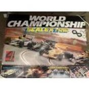 World Championship Scalextric boxed and a Mighty Metro Scalextric boxed